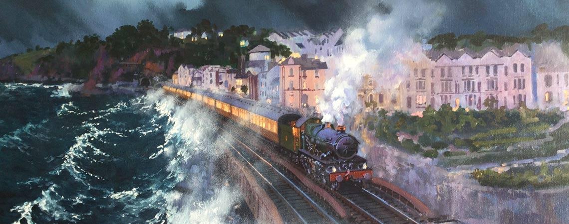 Great Western Railway Paintings