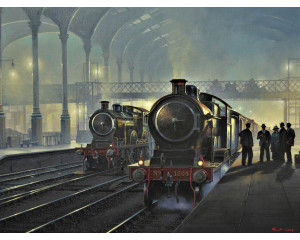 Cathedrals of Steam by Malcolm Root FGRA