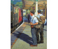 Keswick Evening by Malcolm Root FGRA
