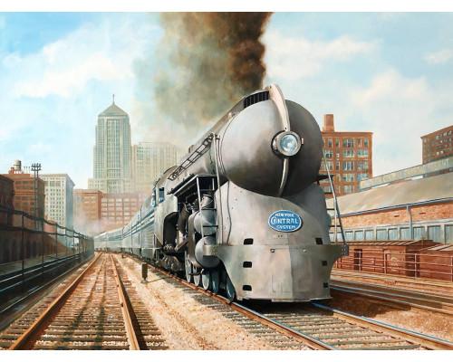 20th Century Limited by Steve Wyse HonGRA