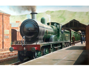 All Change at Dover Priory by Steve Wyse HonGRA