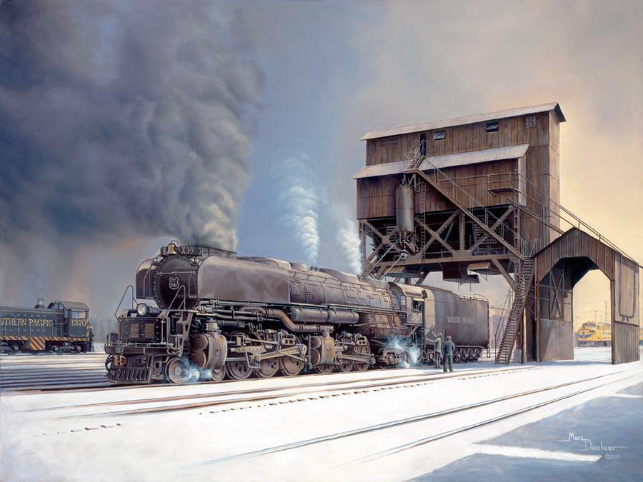 Christmas Electric Trains