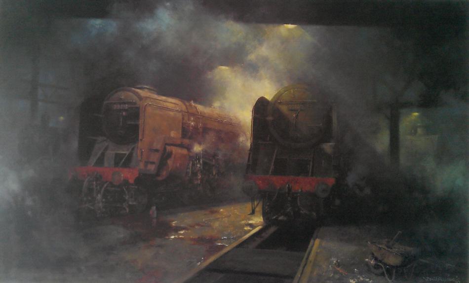 Railway Art Gallery David Shepherd