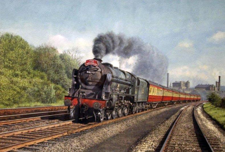 guild of railway artists