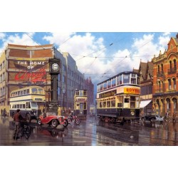 Aston Cross, Birmingham by Eric Bottomley