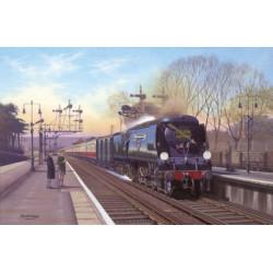 Golden Days - Beckenham Junction by Eric Bottomley