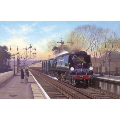Golden Days - Beckenham Junction by Eric Bottomley