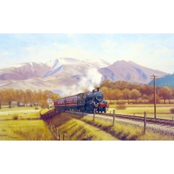 The Lakes Express by Eric Bottomley