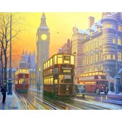 Faithful Servants - London Trams by Eric Bottomley