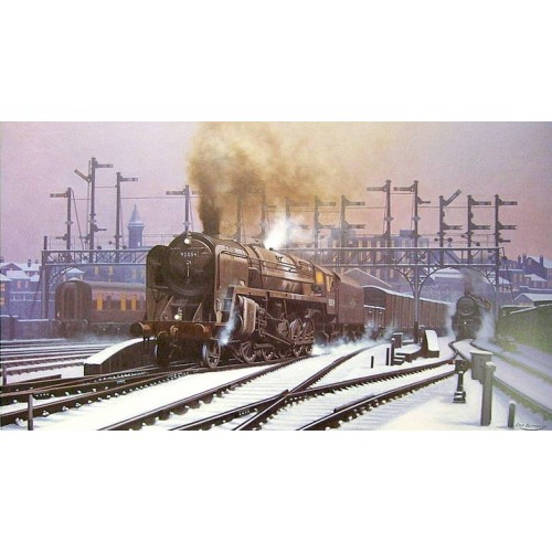 Preston - Steam's Last Fling by Eric Bottomley