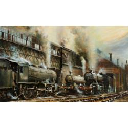 Raising Steam by Geoff Knight