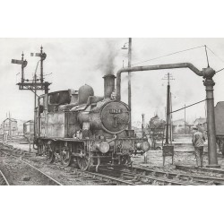 GWR CLASS 14XX - Horton Road, Gloucester by James Green