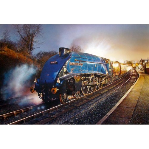 Sir Nigel Gresley by James Green