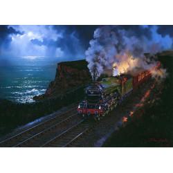 North Sea - Night Hawk by John Austin
