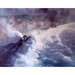 Rain, Wind, Sea & Steam by John Austin