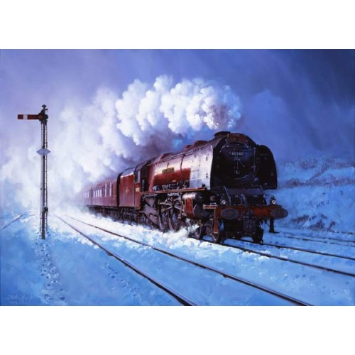 Trent Valley Memory by John Austin