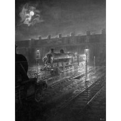 Locomotive Maintenance by Kevin Parrish
