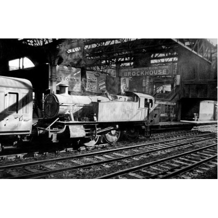 4172 at Snow Hill by Mark Langley