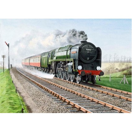 Oliver Cromwell at Speed by Nick Hardcastle