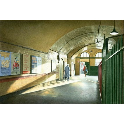 Vauxhall Station by Nick Hardcastle