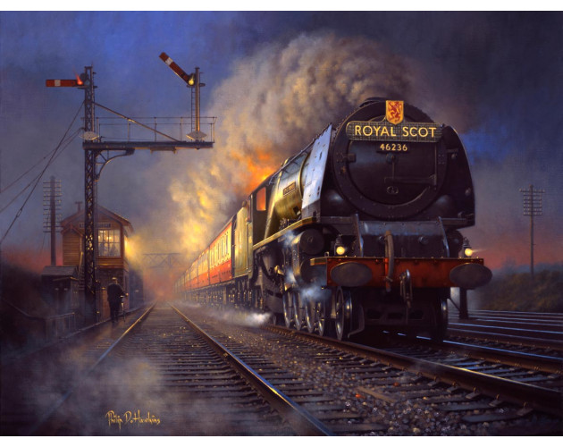 Euston Next Stop by Philip D Hawkins