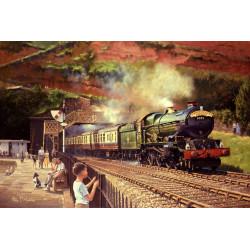 Sunshine & Steam by Philip D Hawkins
