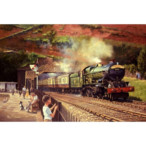 Sunshine & Steam by Philip D Hawkins