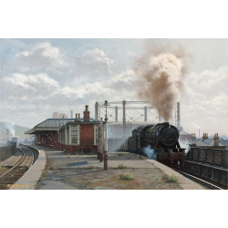 Austerity No.90432 by Rob Rowland