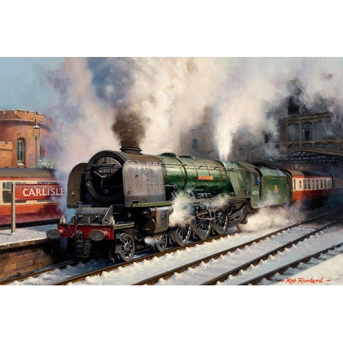 City of Hereford No. 46255 at Carlisle Citadel by Rob Rowland