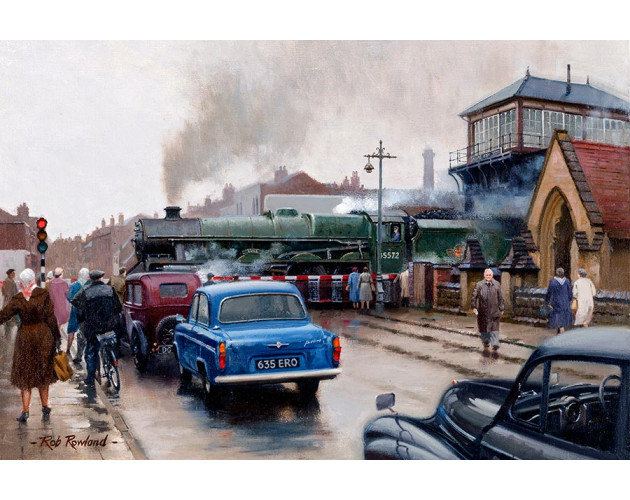 Eire at Barton Street Junction by Rob Rowland