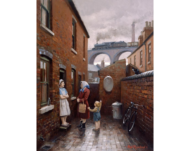 Mam - Look! by Rob Rowland