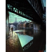 Three Great Central Prints by Rob Rowland GRA
