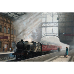 Victoria Station by Rob Rowland