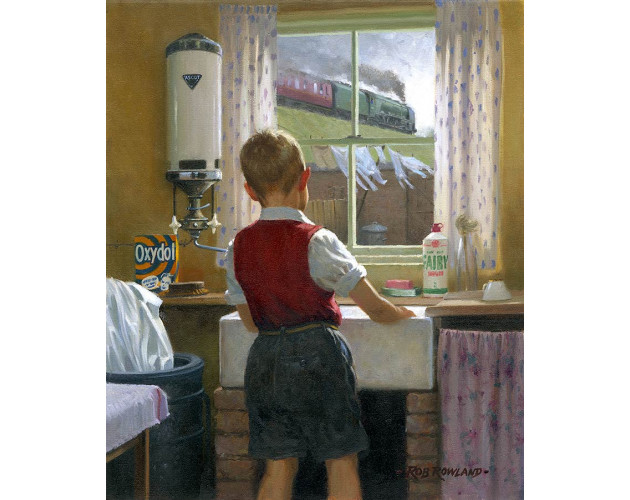 Room With a View by Rob Rowland