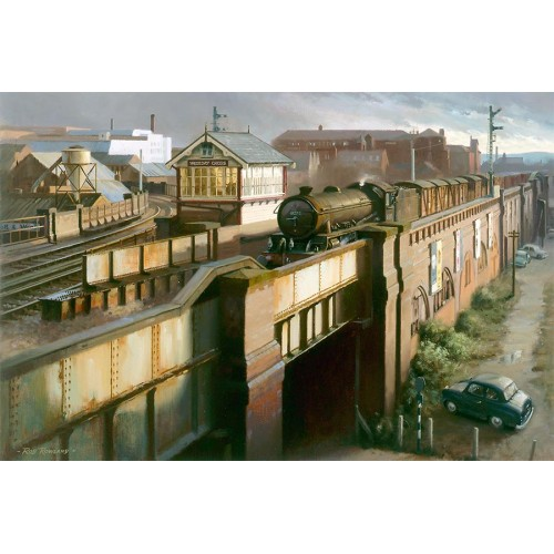 Weekday Cross, Nottingham by Rob Rowland