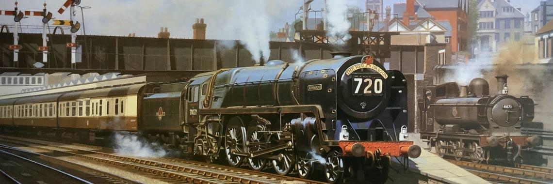Britannia class at Newport