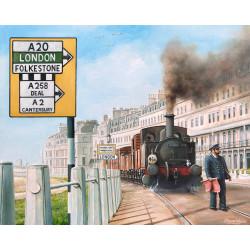 Dover Docks Railway by Steve Wyse